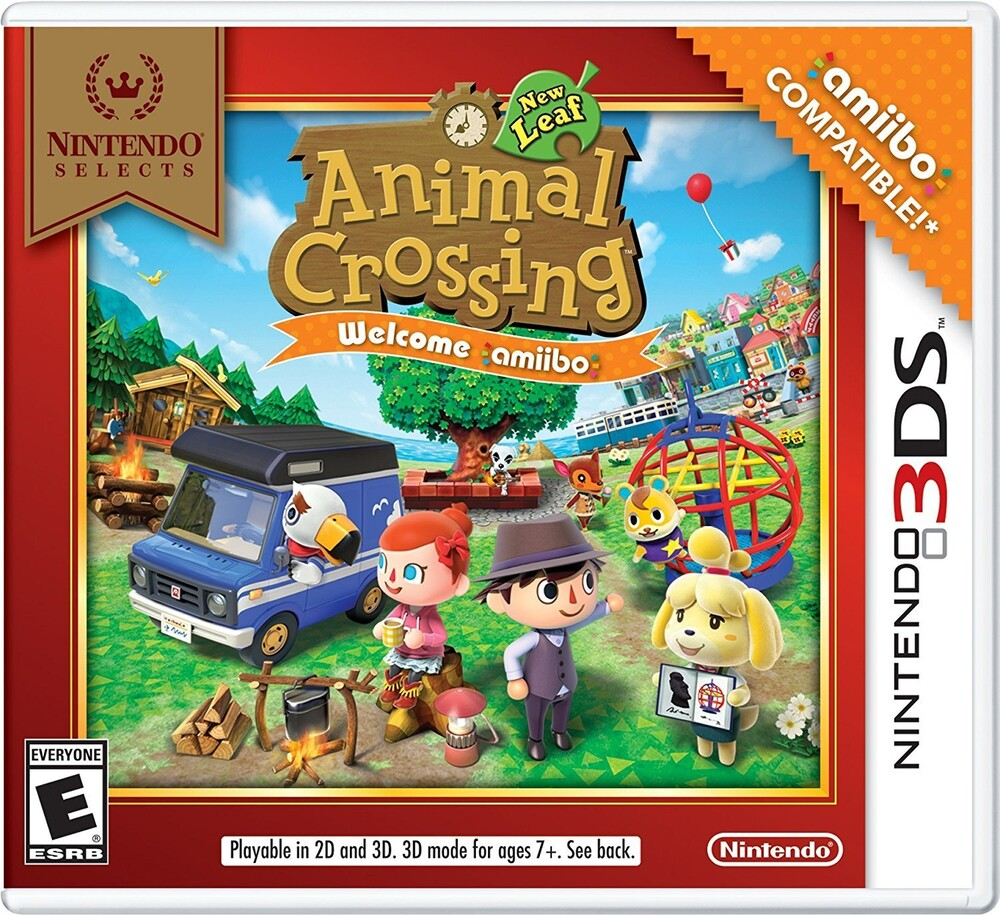 Swi Ns Animal Crossing New Lea - Ns Animal Crossing New Lea