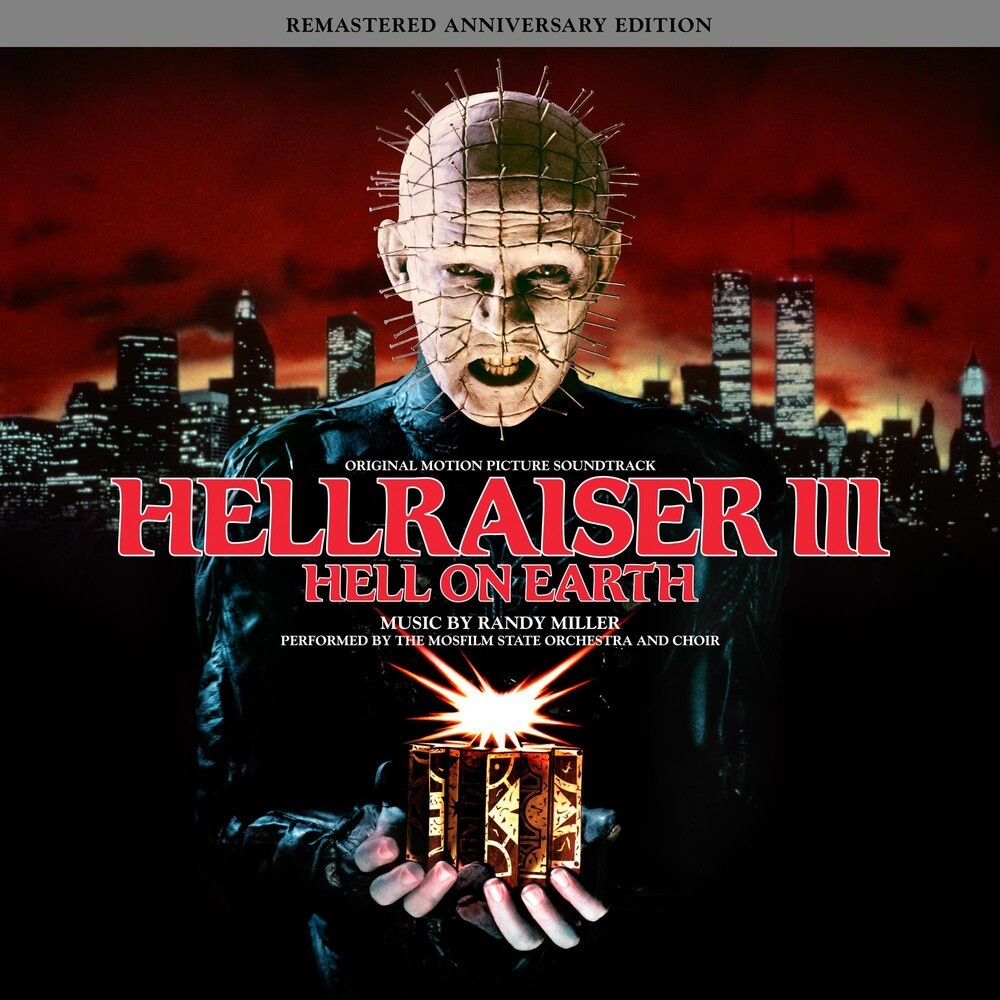 - Hellraiser Iii Hell On Earth (Blk) (Colv) (Red)