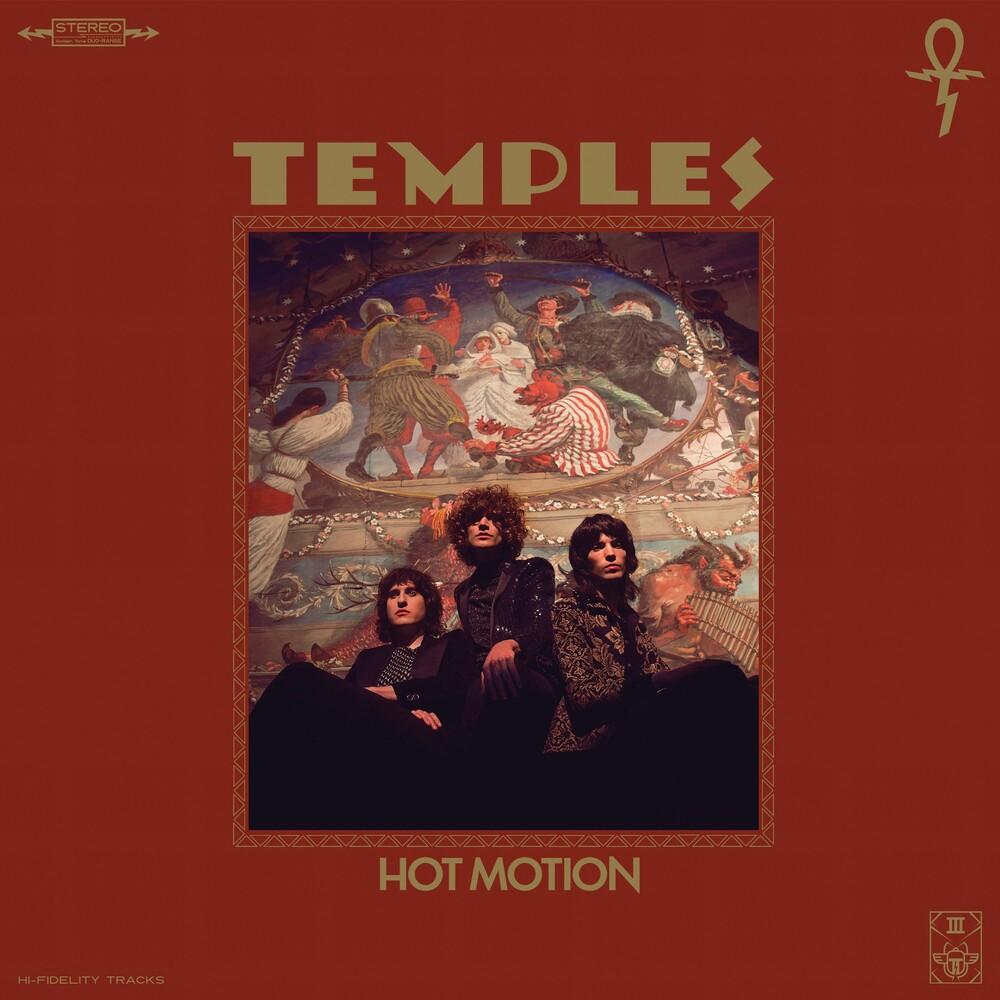 Temples - Hot Motion [LP]