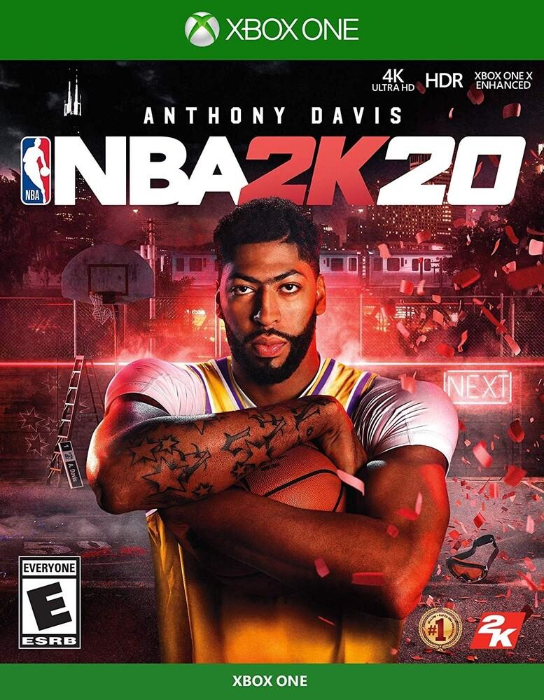 Xb1 NBA 2K20 - Nba 2k20