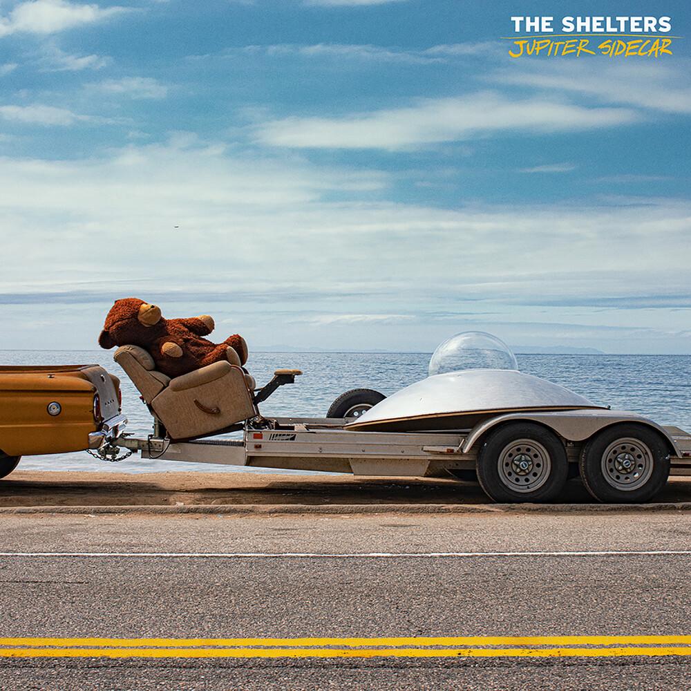 The Shelters - Jupiter Sidecar