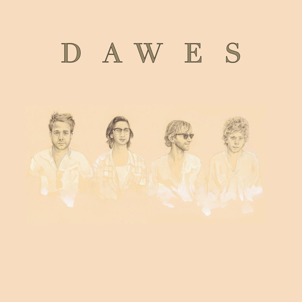 Dawes - North Hills: 10 Year Anniversary Edition [Red Translucent 2 LP + 7in]