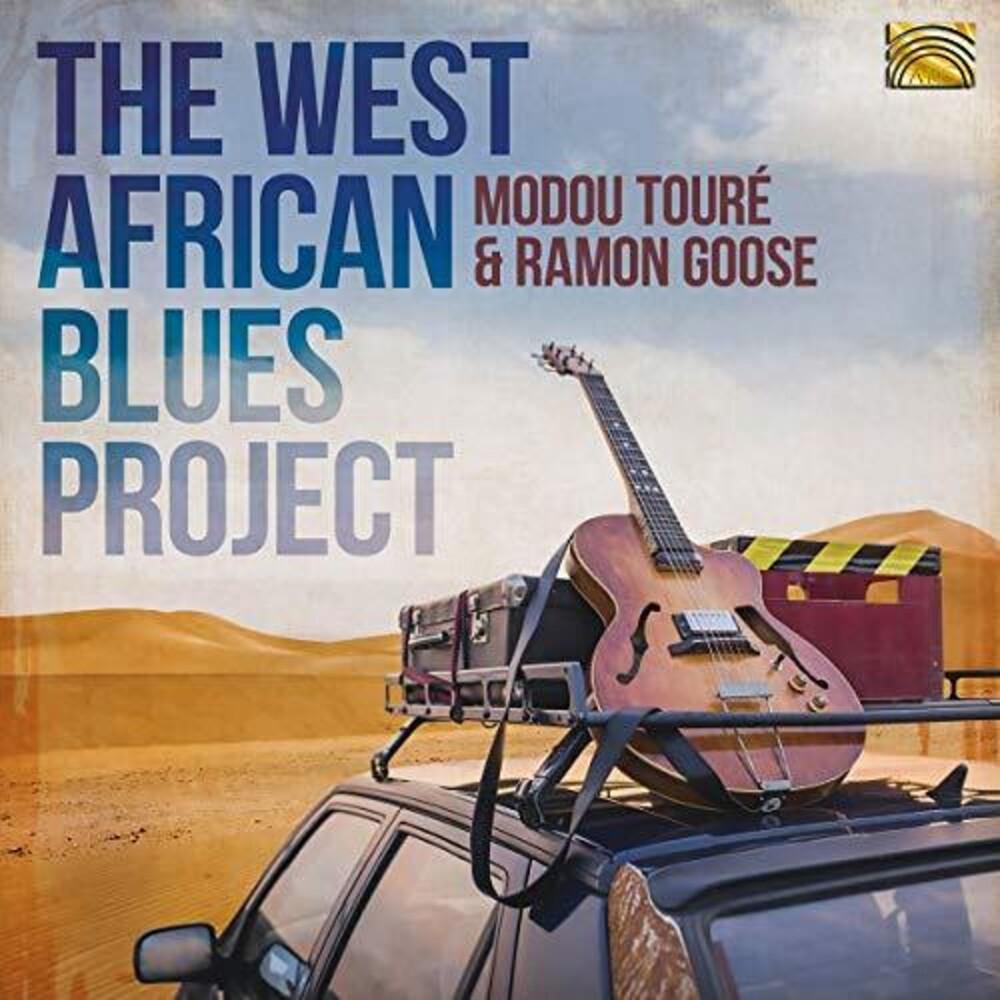 Modou Toure - West African Blues Project / Various