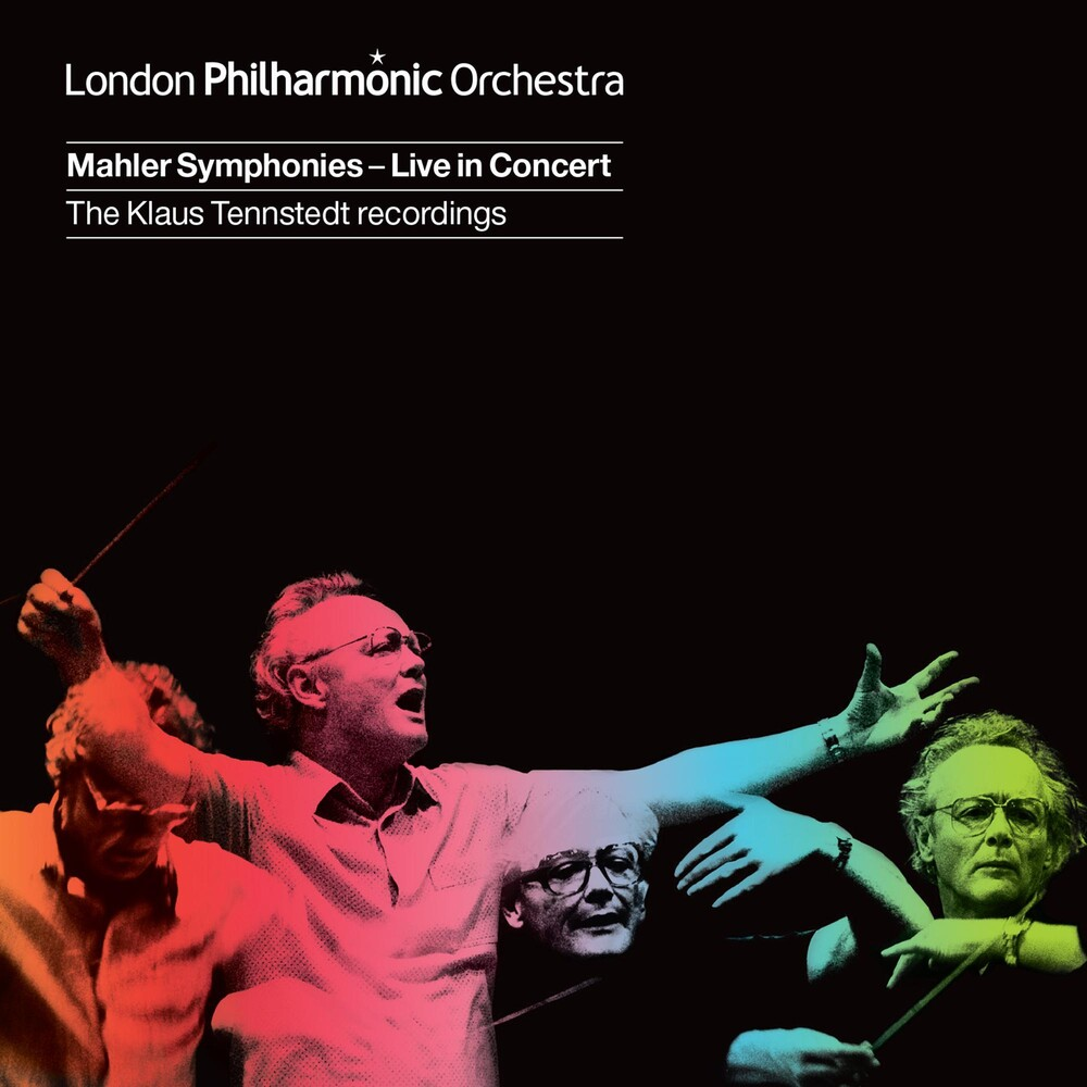 Mahler / London Philharmonic Orchestra / Tennstedt - Mahler Symphonies - Live In Concert