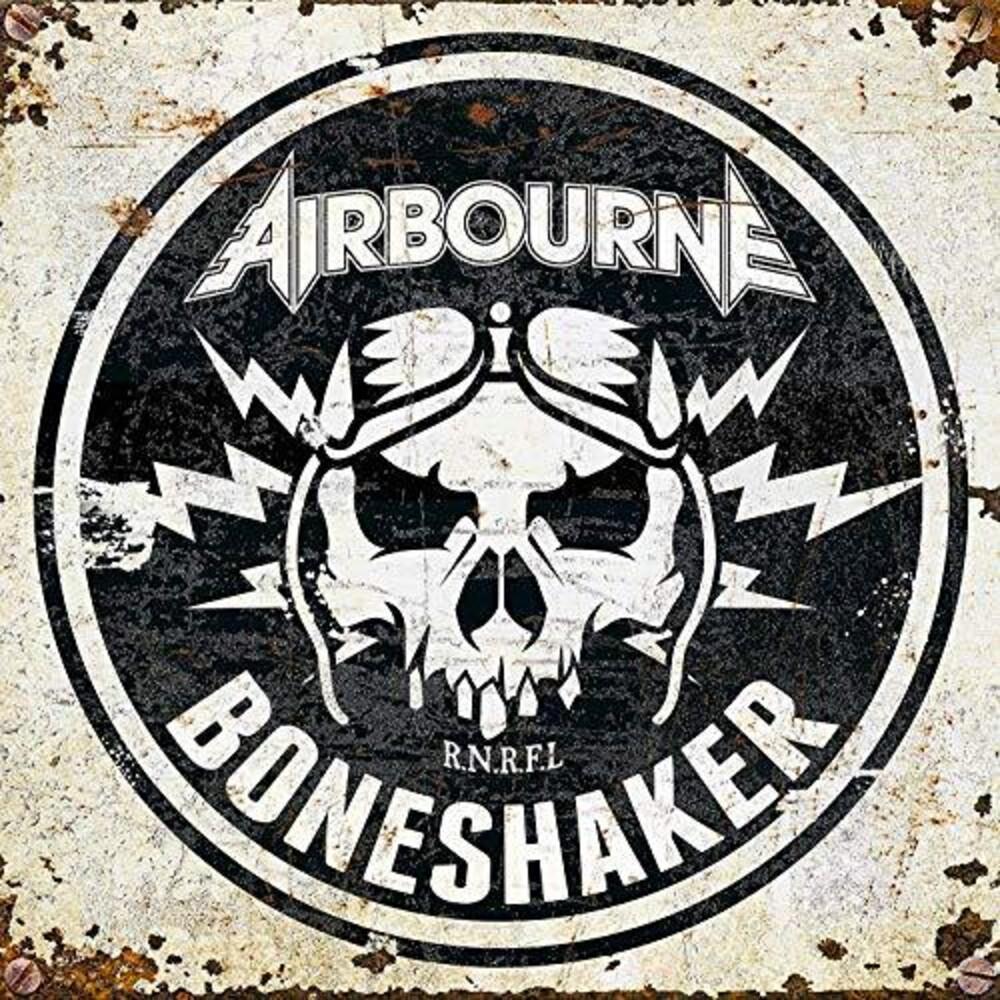 Airbourne - Boneshaker [Splatter]