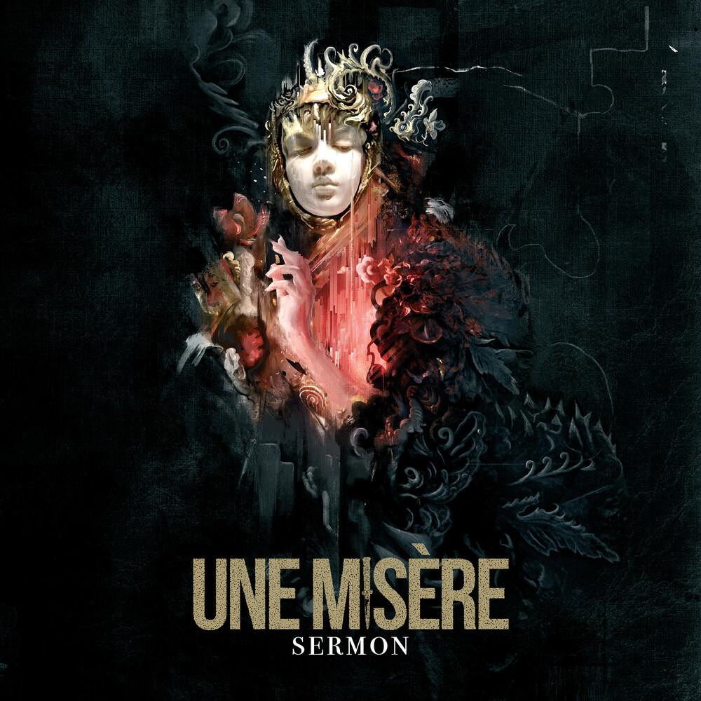 Une Misere - Sermon [Black/Gold Splatter LP]