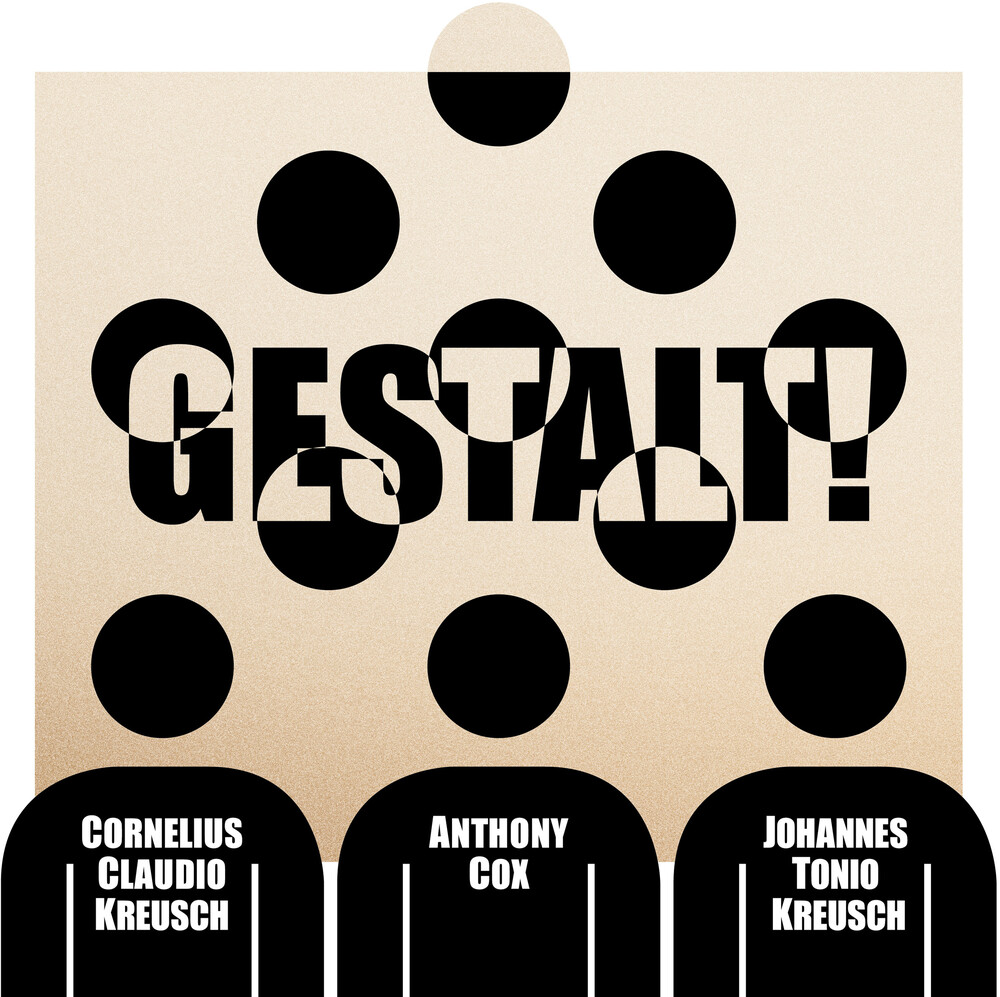 Cornelius Kreusch Claudio / Cox,Anothony - Gestalt
