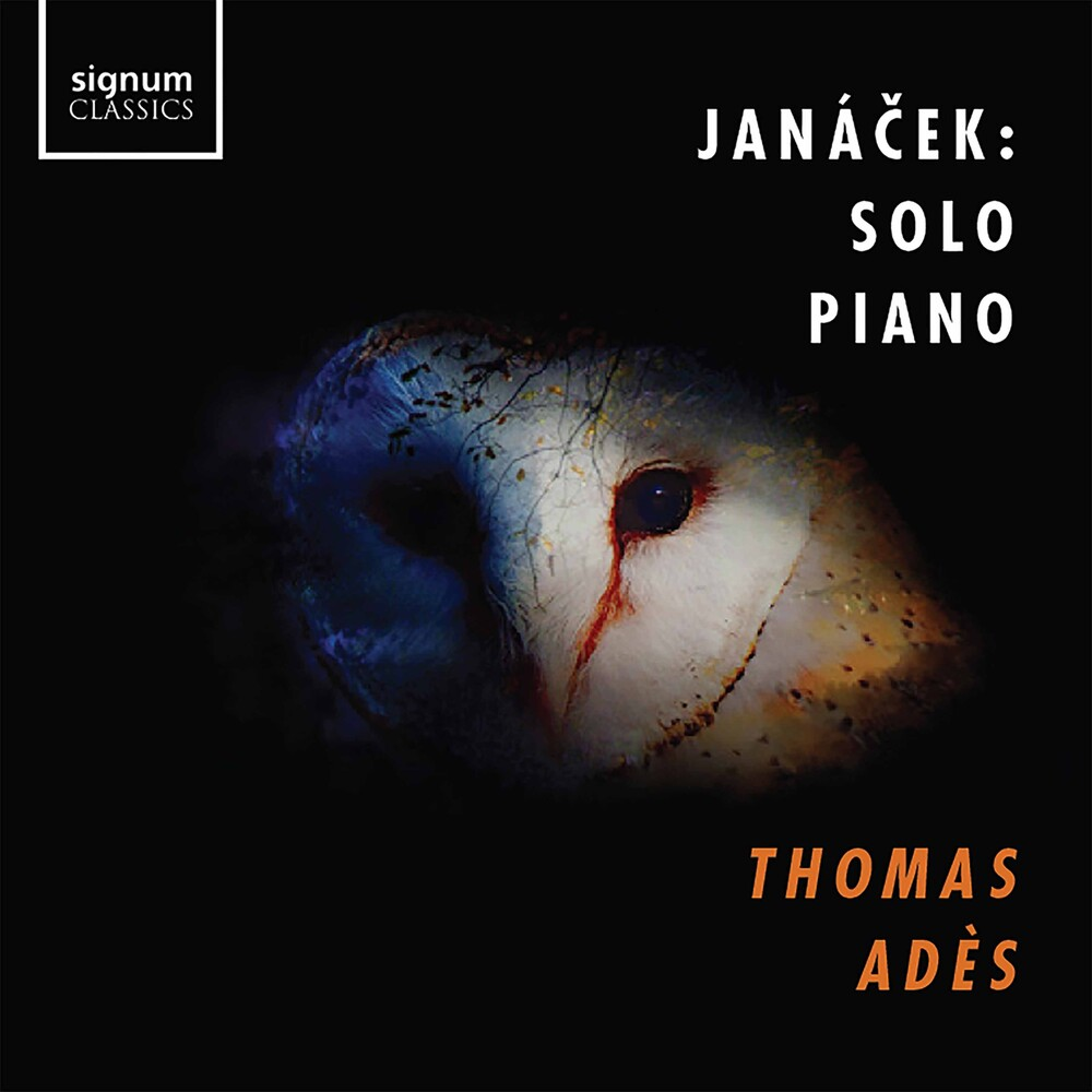 Thomas Adès - Solo Piano