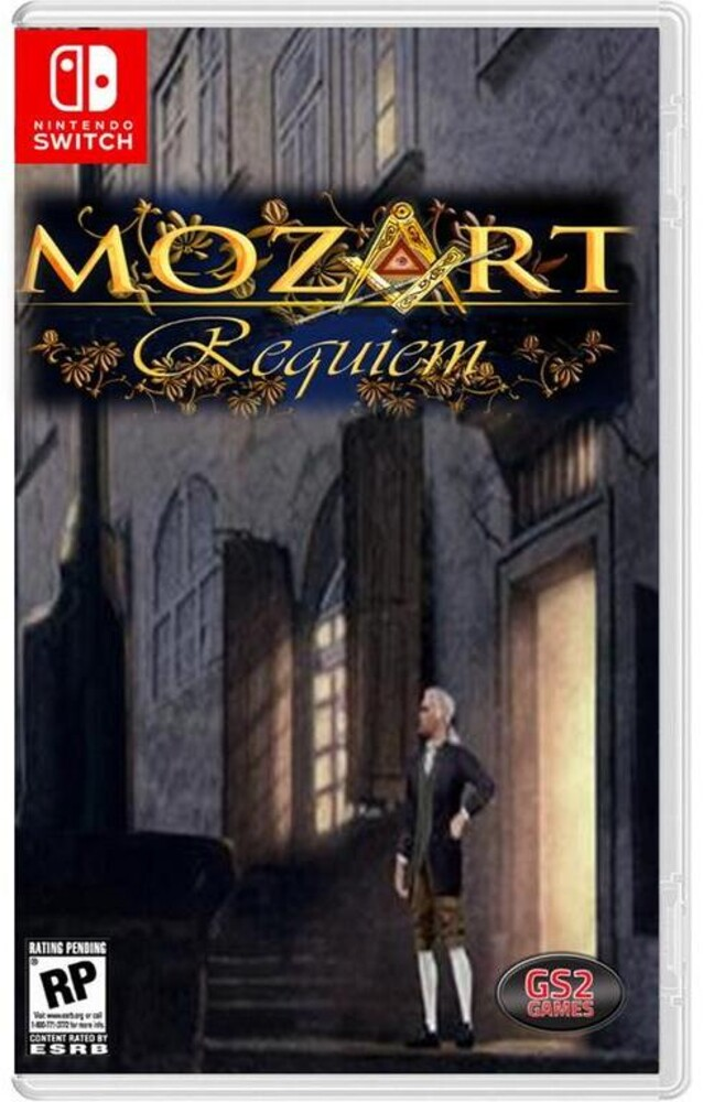 Swi Mozart Requiem - Mozart Requiem for Nintendo Switch