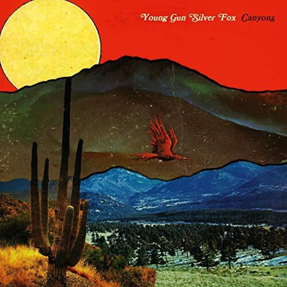 Young Gun Silver Fox - Canyons [Import]