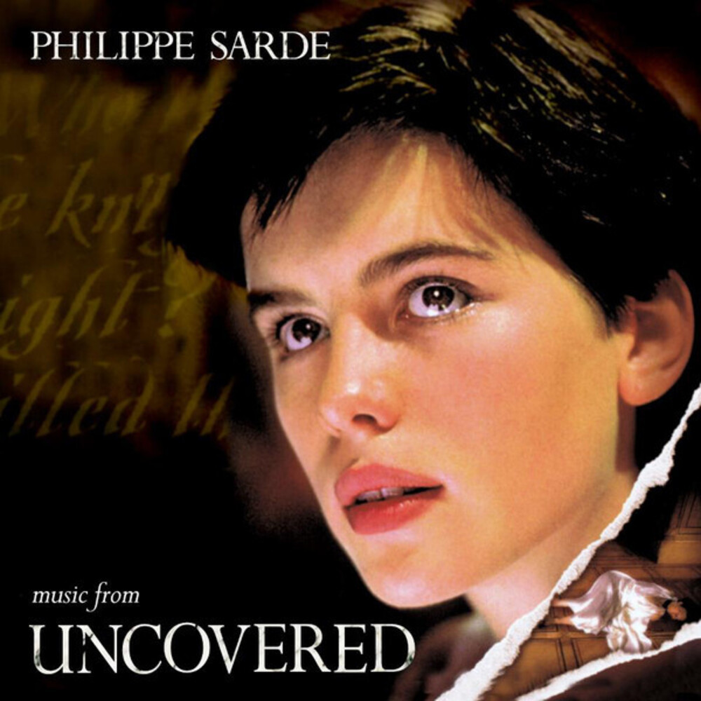 - Uncovered / O.S.T. (Ita)