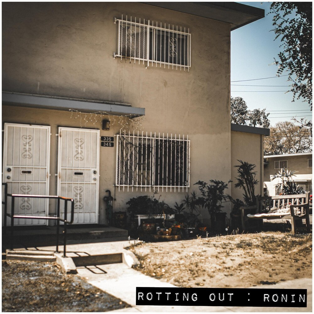Rotting Out - Ronin [Indie Exclusive Limited Edition Beer, Bone & Brown Twist LP]