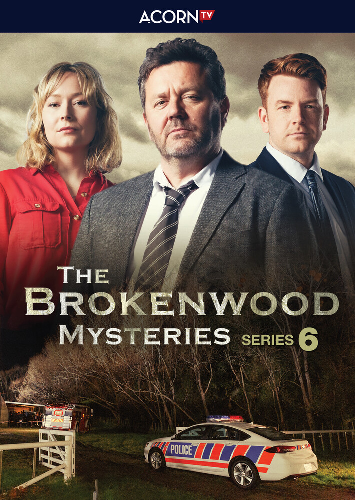 Brokenwood Mysteries: Series 6 - Brokenwood Mysteries: Series 6 (4pc)