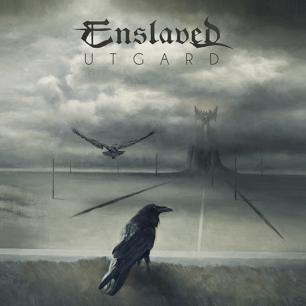 Enslaved - Utgard [Indie Exclusive Limited Edition Swamp Green LP]