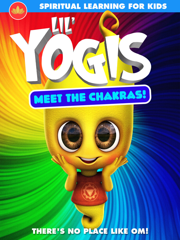Lily Anderson - Lil' Yogis: Meet The Chakras