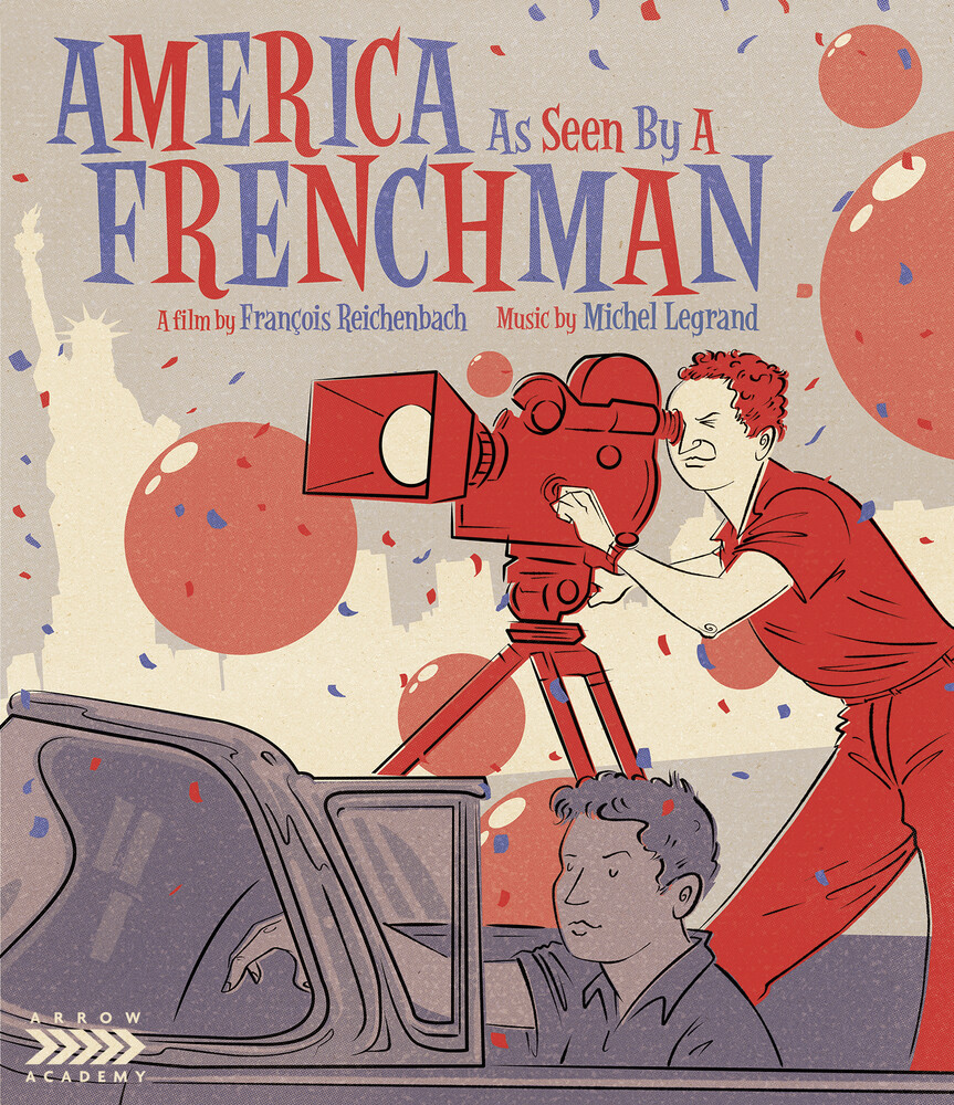- America As Seen By A Frenchman
