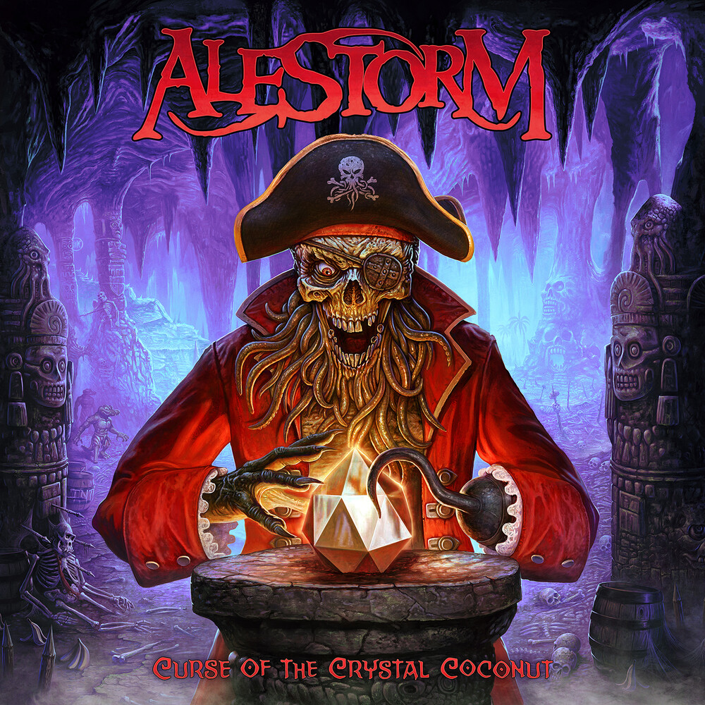 Alestorm - Curse Of The Crystal Coconut (Dlx)
