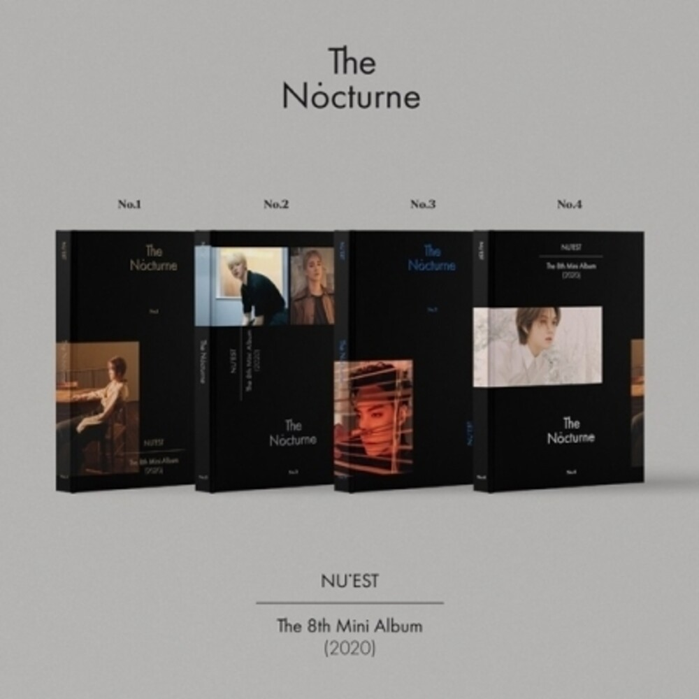 Nuest - Nocturne (Random Cover) (Post) (Phob) (Phot)