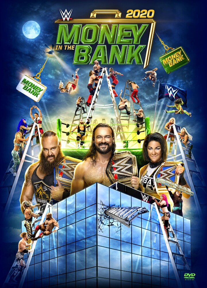 WWE: Money in the Bank 2020 - Wwe: Money In The Bank 2020 (2pc) / (2pk Ecoa)