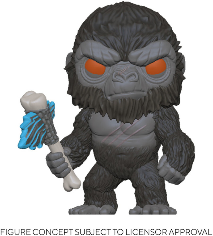 - FUNKO POP! MOVIES: Godzilla Vs Kong- Kong