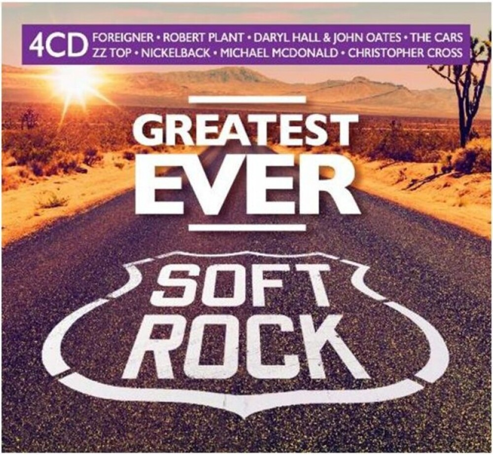 Greatest Ever Soft Rock / Various - Greatest Ever Soft Rock / Various (Uk)