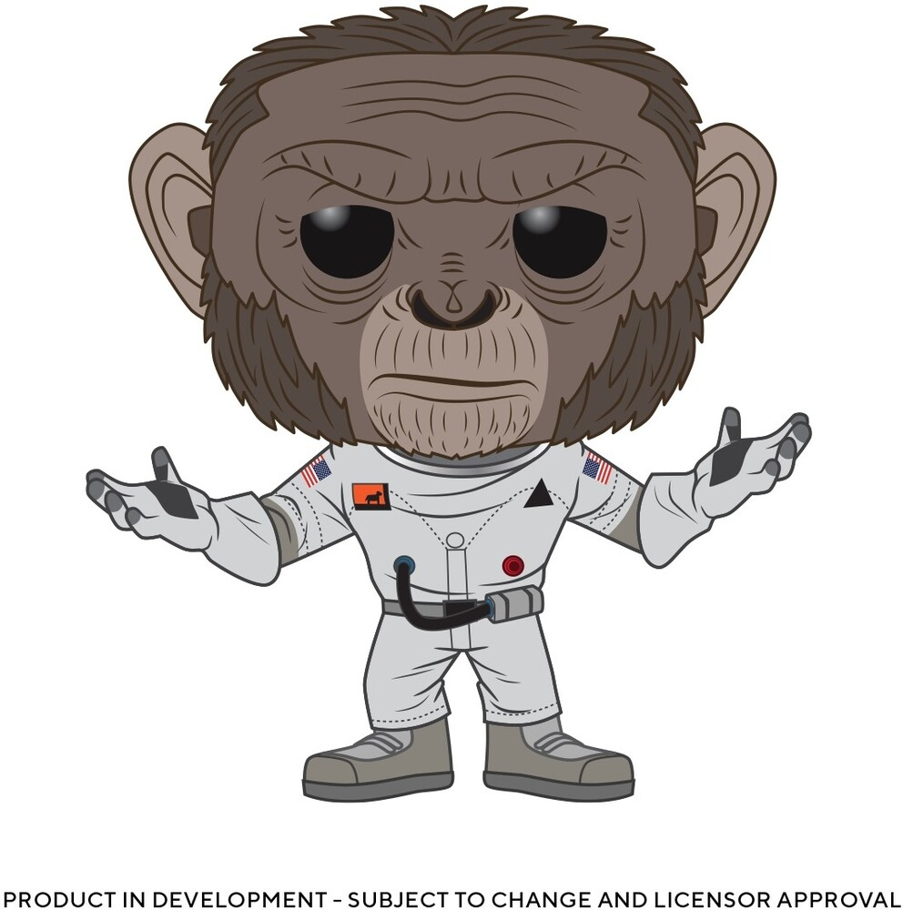 - FUNKO POP! TELEVISION: Space Force - Marcus the Chimstronaut