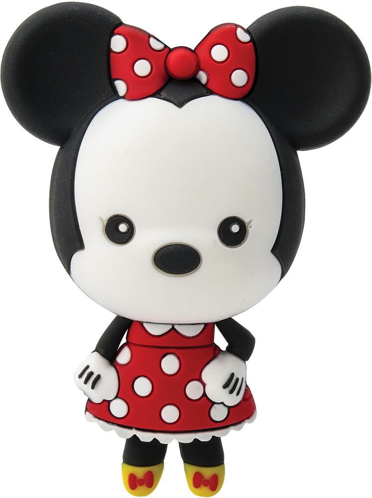 Disney Minnie 3D Foam Magnet - Disney Minnie 3D Foam Magnet