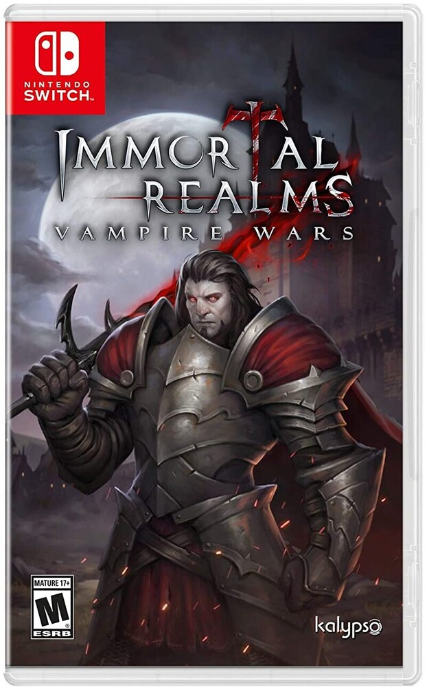 Swi Immortal Realms - Immortal Realms for Nintendo Switch