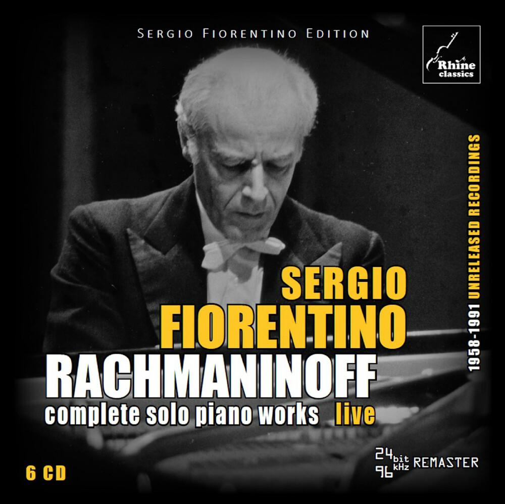 Rachmaninoff / Fiorentino - Complete Solo Piano Works (Box)