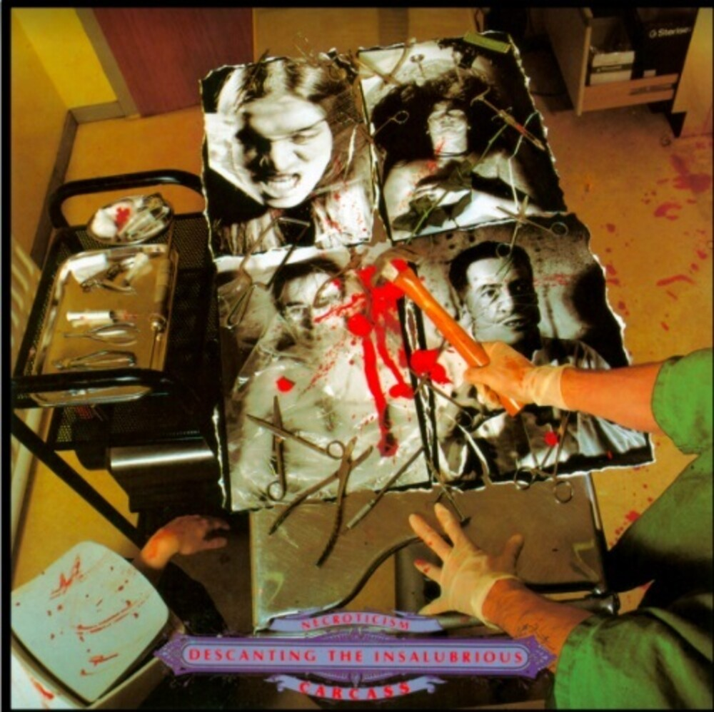 Carcass - Necroticism: Descanting The Insalubrious [LP]