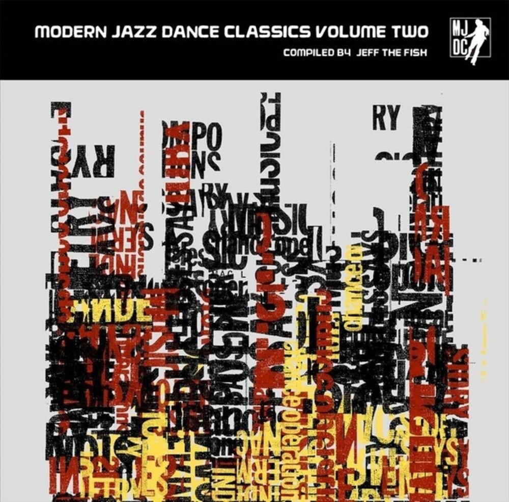 Modern Jazz Dance Classics Volume Two / Various - Modern Jazz Dance Classics Volume Two / Various