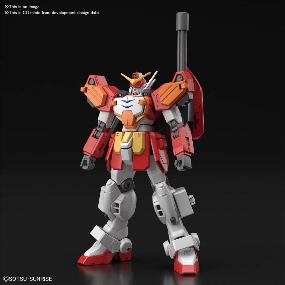 Bandai Hobby - Bandai Hobby - Gundam Wing - #236 Gundam Heavyarms, Bandai Spirits HGAC 1/144