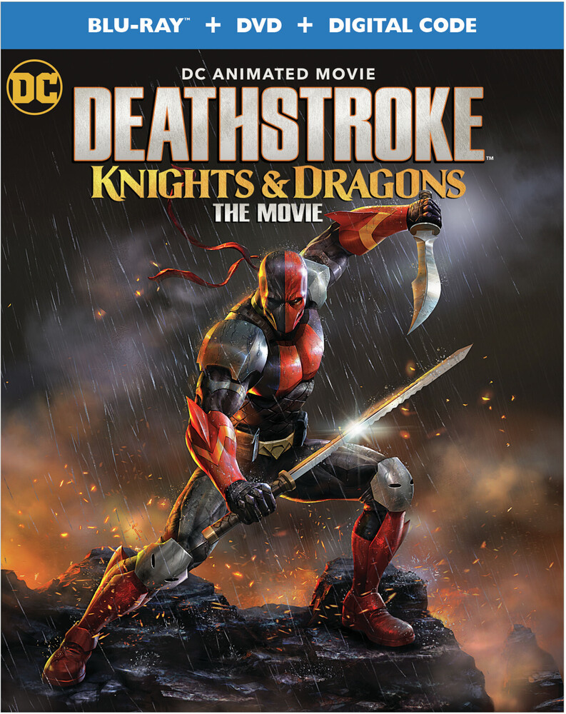 Michael Chiklis - Deathstroke: Knights & Dragon (2pc) (W/Dvd)