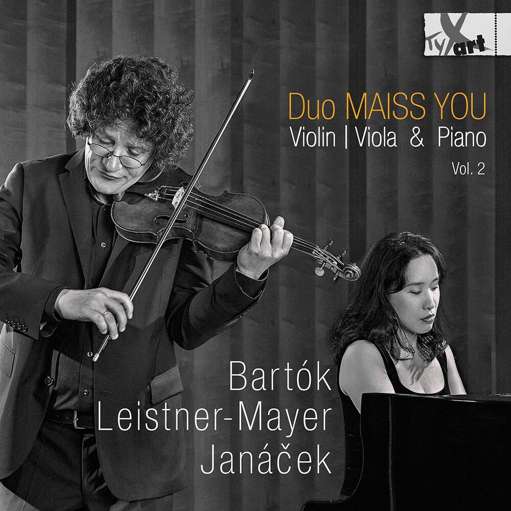 Bartok / Duo Maiss You - Violin / Viola & Piano 2