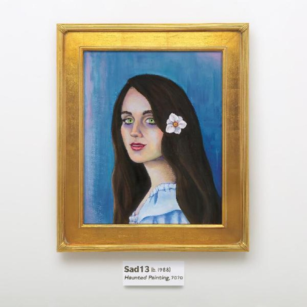 Sad13 - Haunted Painting [Limited Edition Pink LP]