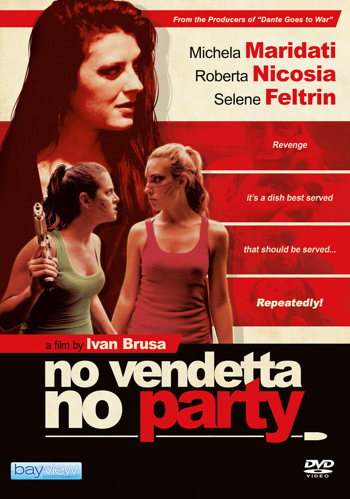 No Vendetta No Party - No Vendetta No Party