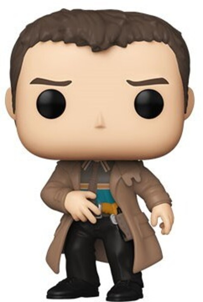 - FUNKO POP! MOVIES: Blade Runner- Rick Deckard