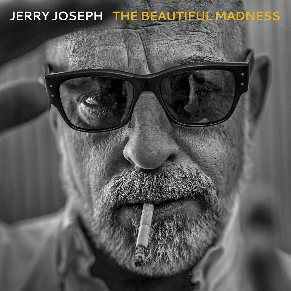Jerry Joseph - The Beautiful Madness [Limited Edition Yellow LP]