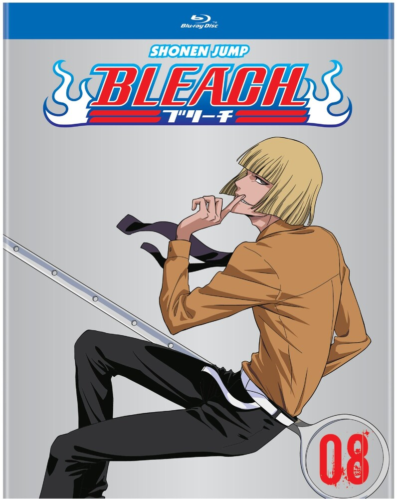 - Bleach (Tv) Set 8 (4pc) / (Box)