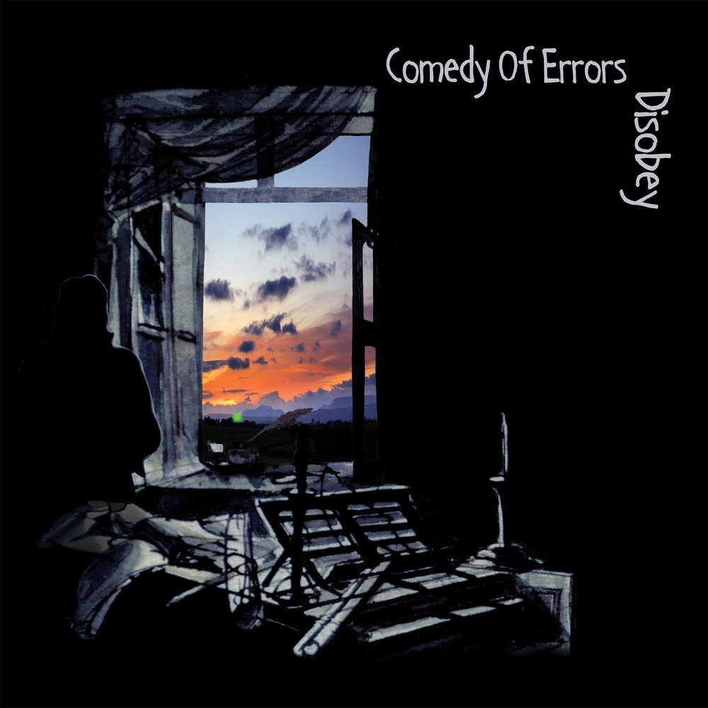 Comedy Of Errors - Disobey (Gate) [Limited Edition] [180 Gram] (Uk)