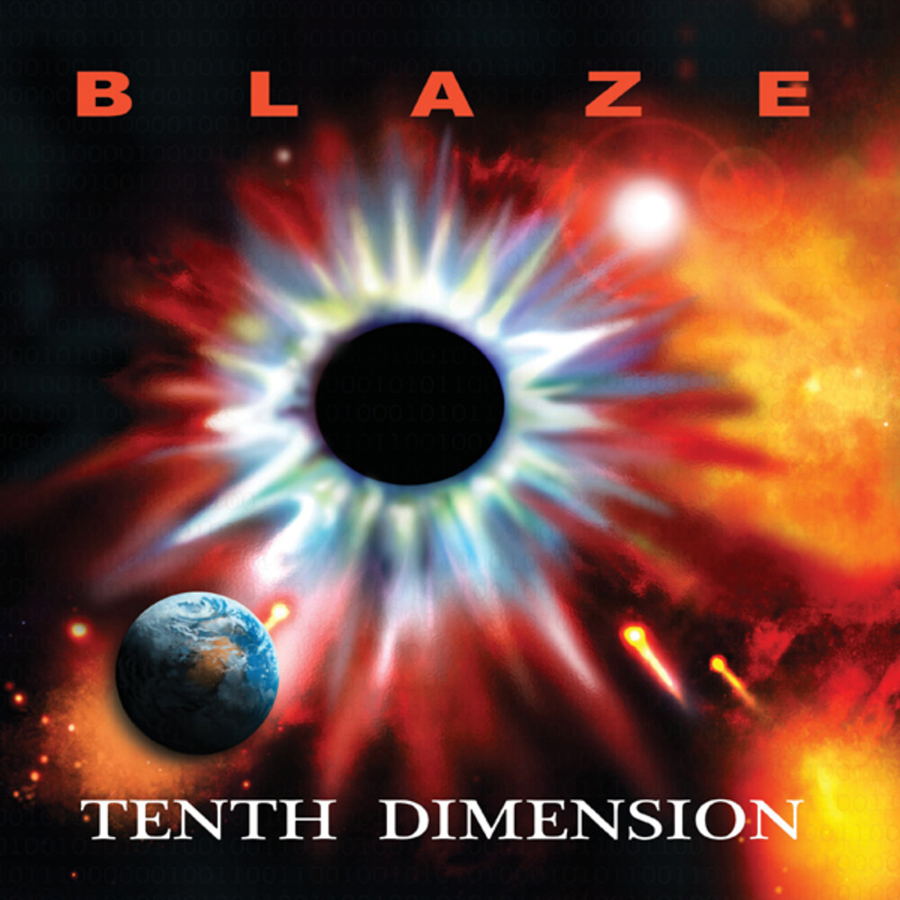 Blaze Bayley - Tenth Dimension (Uk)