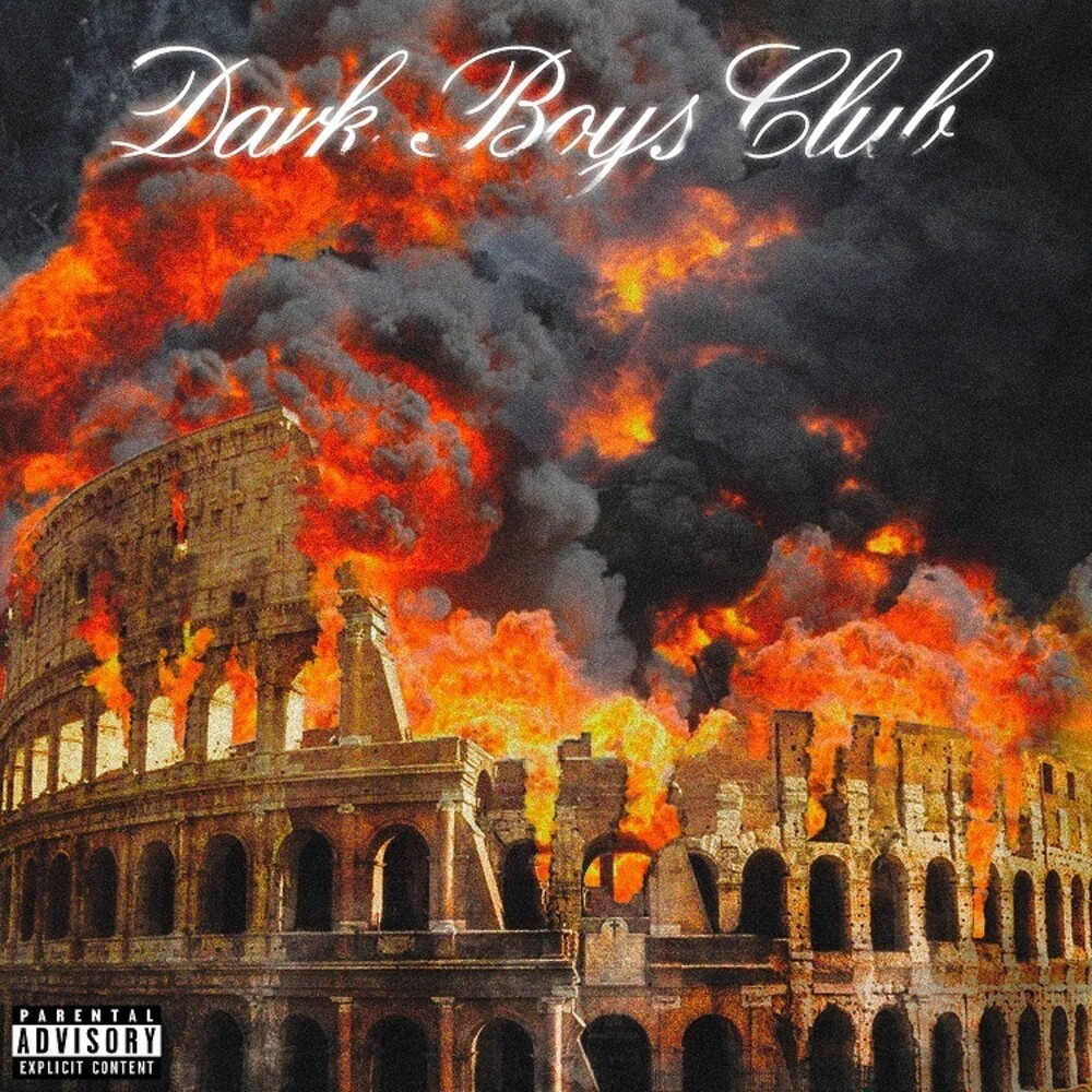 Dark Polo Gang - Dark Boys Club (Ita)