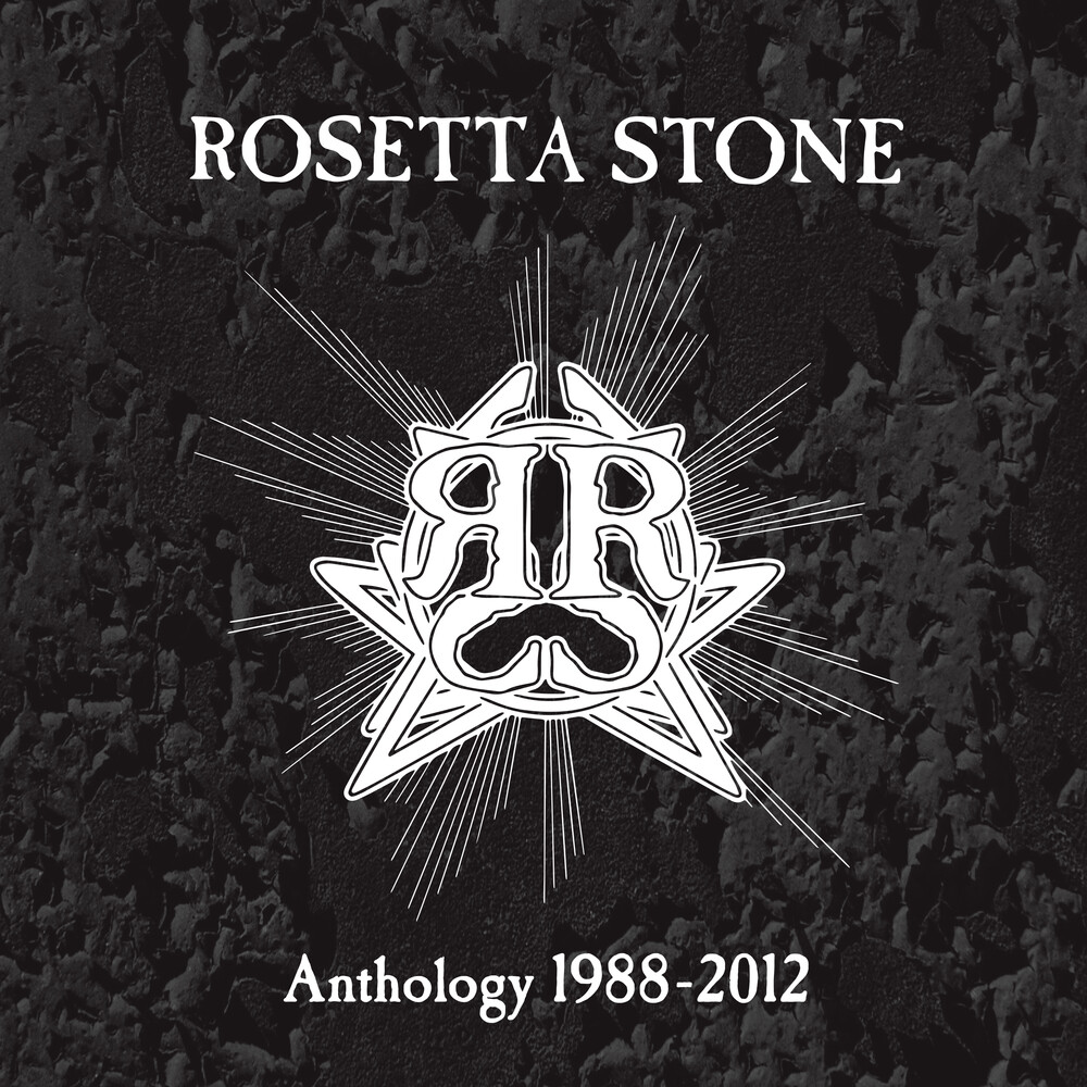 Rosetta Stone - Anthology 1988-2012 (Box)