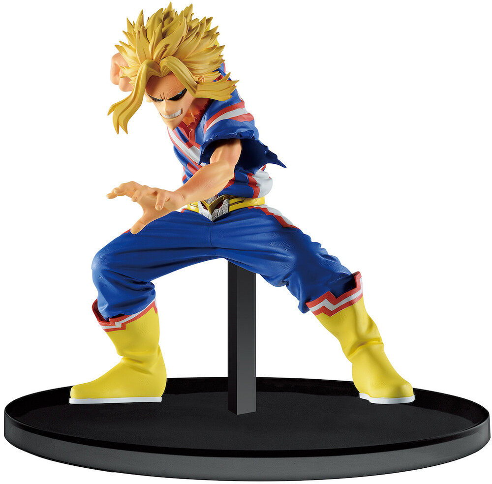 Banpresto - BanPresto - My Hero Academia Banpresto Colosseum Special All MightFigure