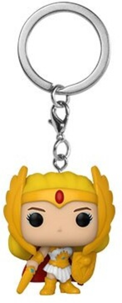 - FUNKO POP! KEYCHAIN: Masters of the Universe- Classic She-Ra