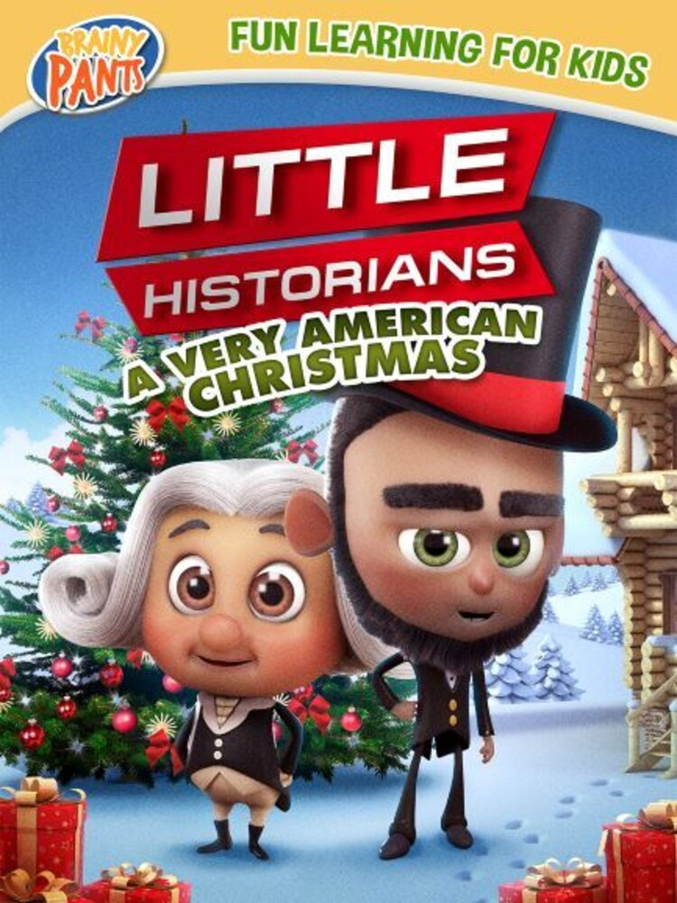 Trey Drummer - Little Historians A Very American Christmas