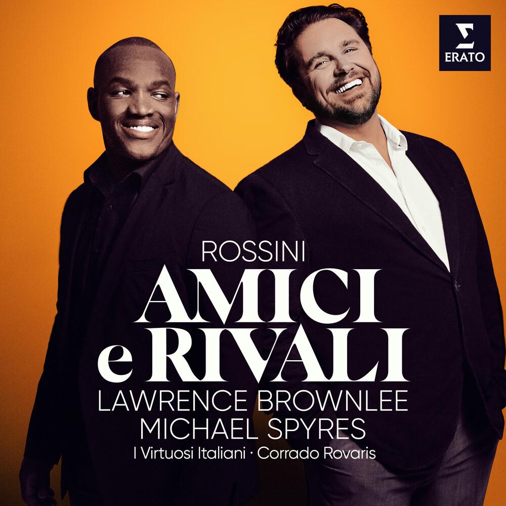 Michael Spyres / Brownlee,Lawrence - Amici E Rivali [Digipak]