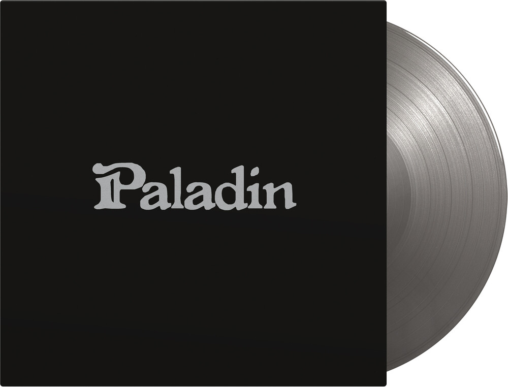 Paladin - Paladin [Limited Gatefold, 180-Gram Silver Colored Vinyl]