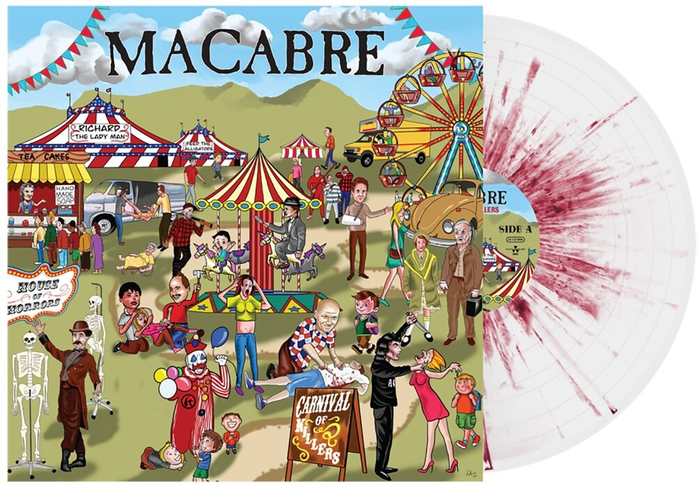 Macabre - Carnival of Killers (Carnival Killing Spree Edition)