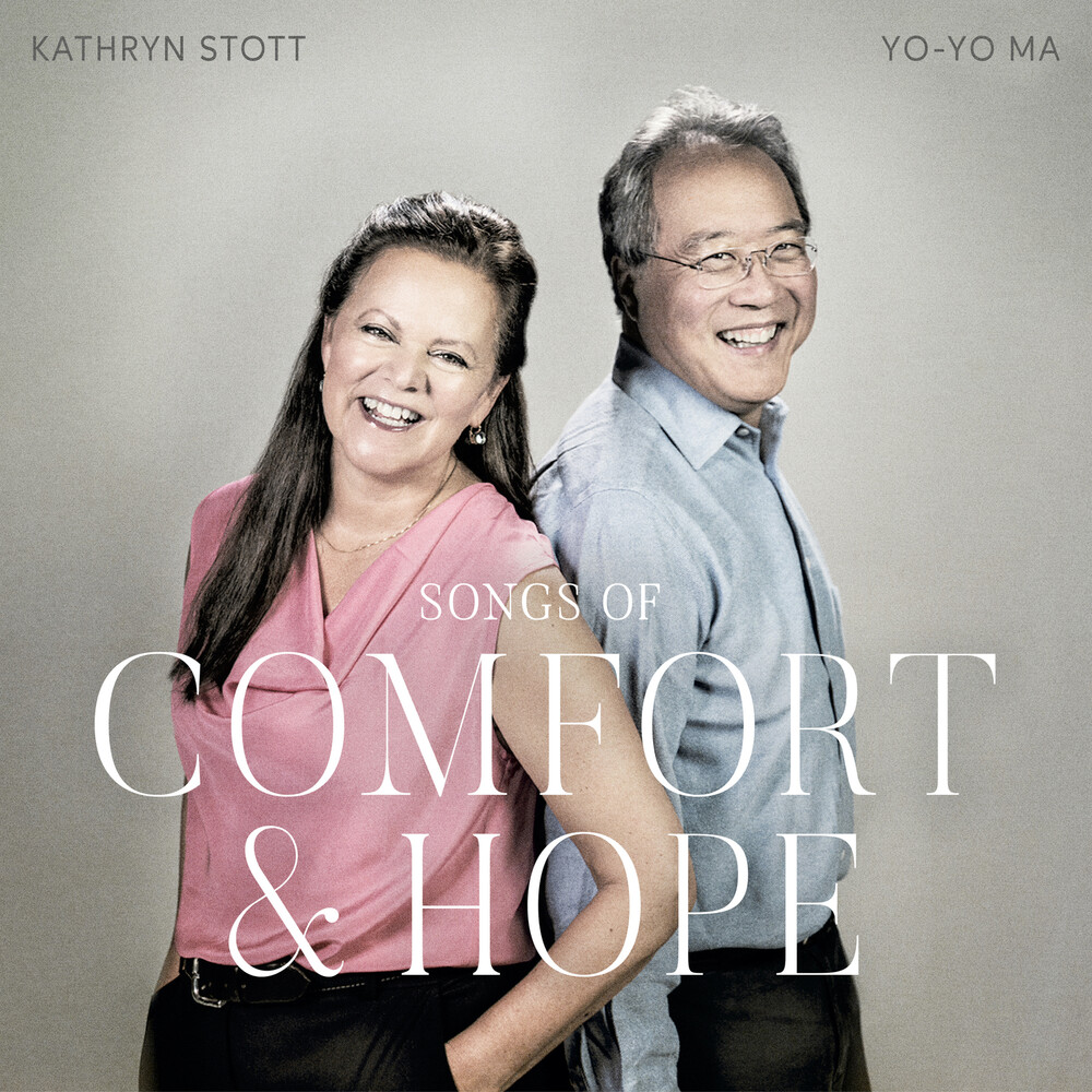 Yo Ma -Yo / Stott,Kathryn - Songs of Comfort and Hope